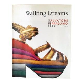 """Salvatore Ferragamo """"Walking Dreams"""" Book For Sale"""
