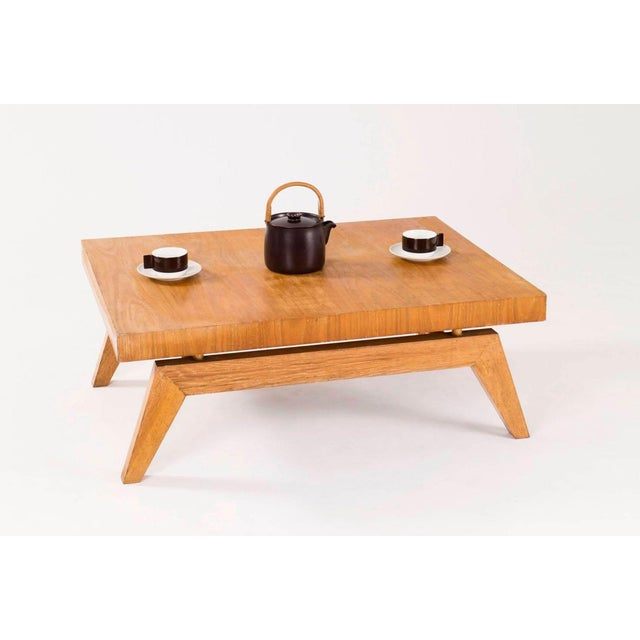 Mid-Century Modern Sam Maloof Coffee Table For Sale - Image 3 of 7