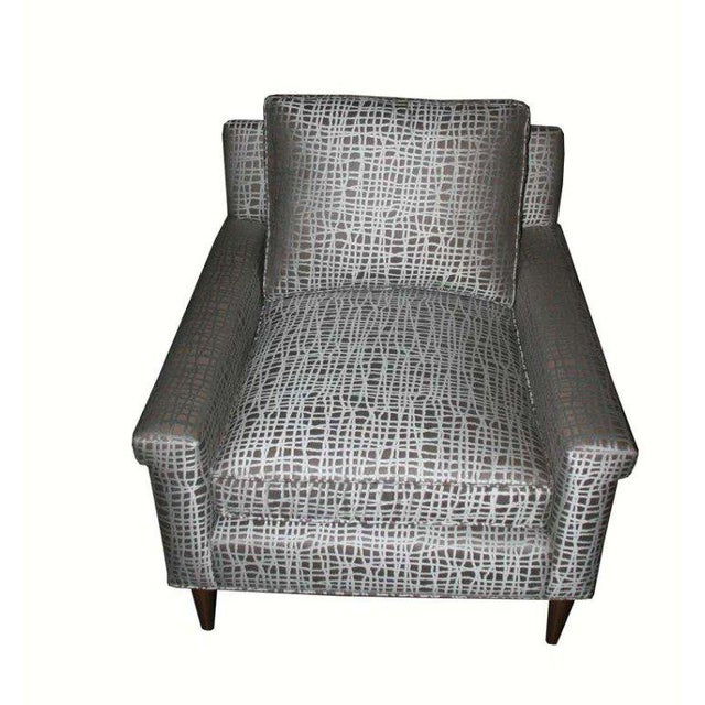 Customizable Sutton Club Chair For Sale - Image 4 of 5