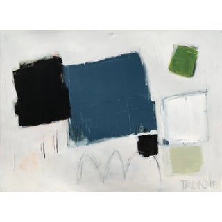 Topple Contemporary Abstract Painting For Sale