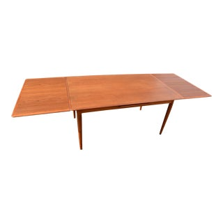 Skovmand & Andersen Danish Modern Teak Dining Table