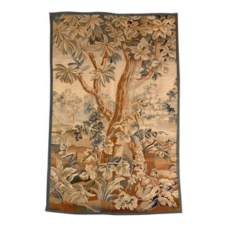18th Century Antique Oudenaarde Tapestry For Sale