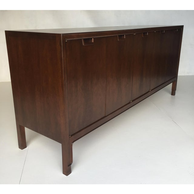 Fine Diamond Front Credenza by John Stuart-NY - Image 5 of 7