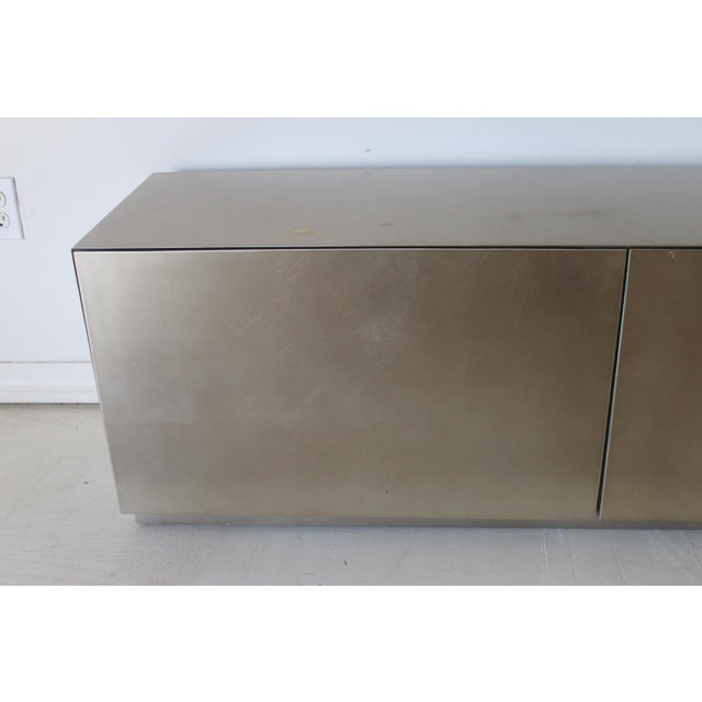 """Modern Caracole """"The Low Down"""" Lowboy For Sale - Image 4 of 12"""