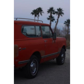"Nicole Cohen ""Red Vintage Car"" Pigment Photo For Sale"
