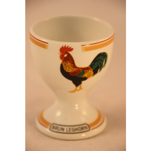 Rare vintage egg cups from Rörstrand, very hard to find. Got mine in Sweden in the early 80s. Once in a while you can find...
