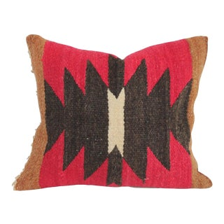Navajo Indian Weaving Pillow For Sale
