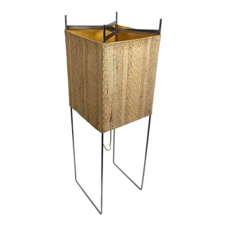 Vintage George Nelson Style Modernist Kite Lamp, Circa 1960's For Sale