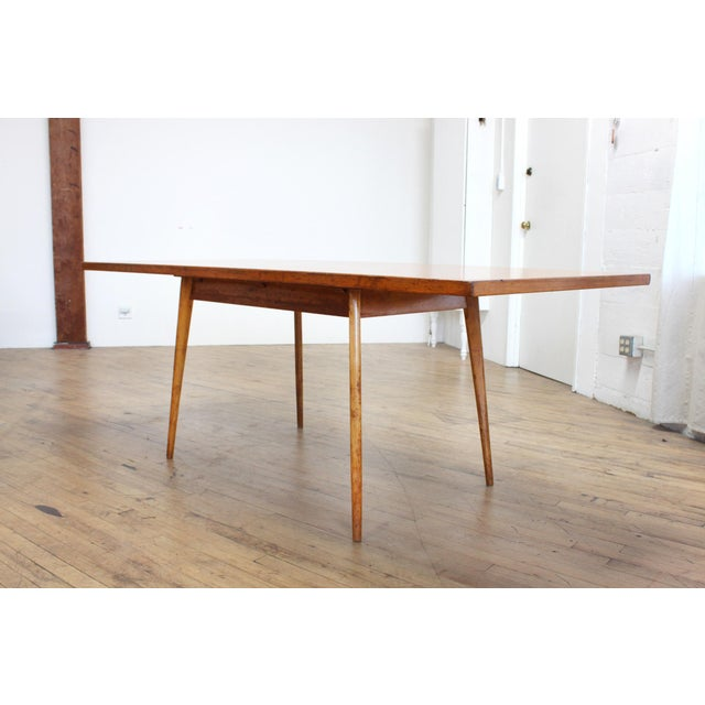 Handbuilt Early Modernist Dining Table - Image 3 of 10