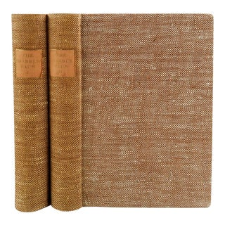 The Marble Faun by Nathaniel Hawthorne Book - a Pair For Sale