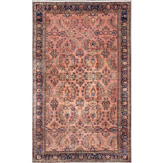 Antique Persian Large Lilihan - 11'1 X 17'2 For Sale