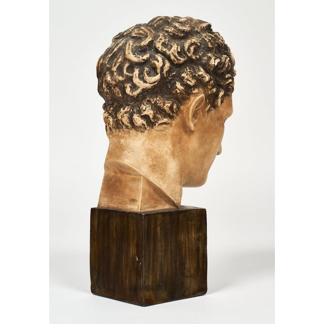 French Vintage Hermes Bust For Sale - Image 9 of 12