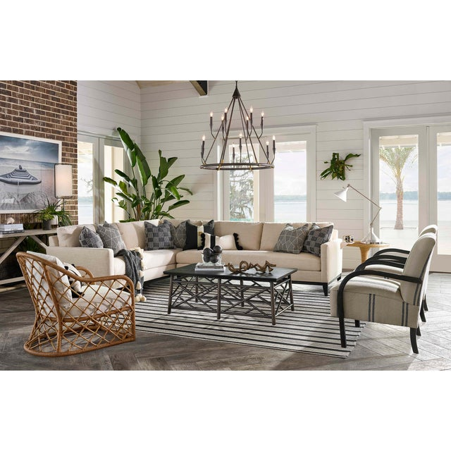Rustic in style, simple in form and elegant in design, the Sierra is perfect for the modern farmhouse. Two tiers of...