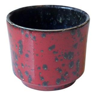 1960s Vintage Ceramic Planter For Sale