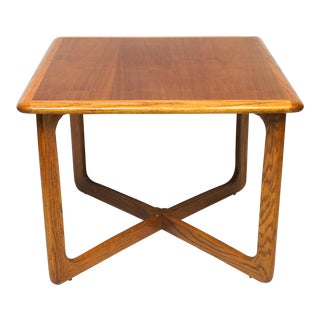 1960s Mid Century Modern Lane Perception Side Table For Sale