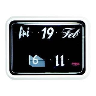 Established & Sons Font Calendar Wall Clock For Sale