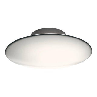 Large Arne Jacobsen 'Eklipta' Flush Mount Light for Louis Poulsen For Sale
