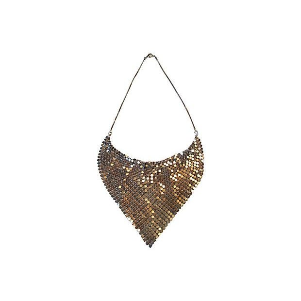 Chainmail Bib Necklace - Image 2 of 4