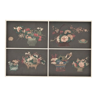 Matted Art Deco Chines Coromandel For Sale