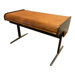 George Nelson for Herman Miller Roll Top Desk For Sale
