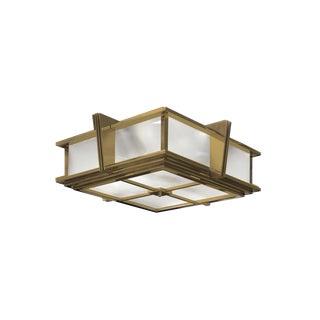 Art Deco Ceiling Light For Sale