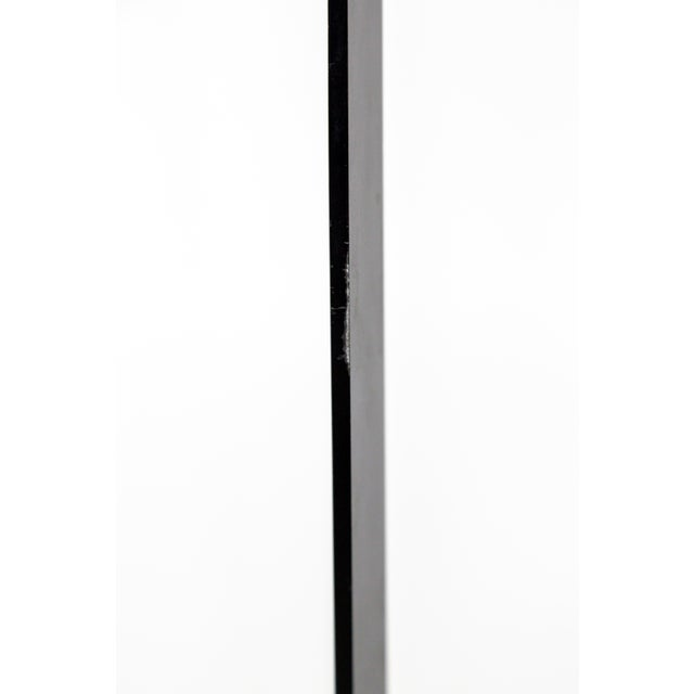 Castiglioni Toio Industrial Black Floor Lamp by Flos For Sale - Image 12 of 13