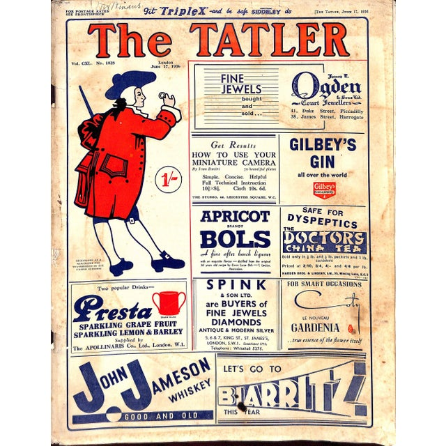 The Tatler: June 17, 1936 For Sale - Image 11 of 11