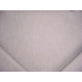 Traditional Romo Layton Pewter Blue Woven Herringbone Upholstery Fabric - 19y For Sale