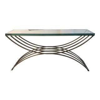 Design Institute America Console Table For Sale