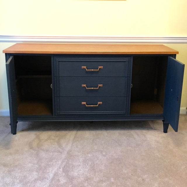 Midnight Blue & Copper Server - Image 6 of 7