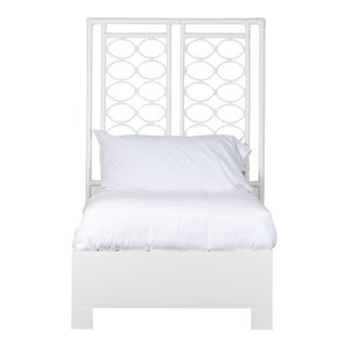 Infinity Bed Twin - White For Sale
