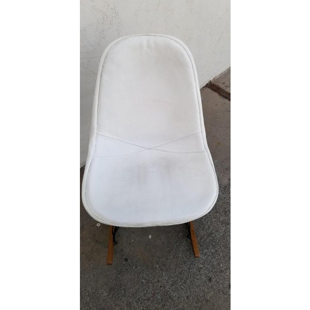 Charles Eames Eames Wire Seat Rkr Rocker For Sale - Image 4 of 9