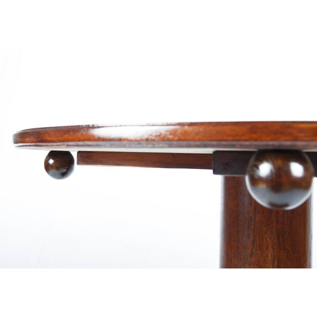 Early 20th Century Vintage Art Nouveau table For Sale - Image 5 of 7