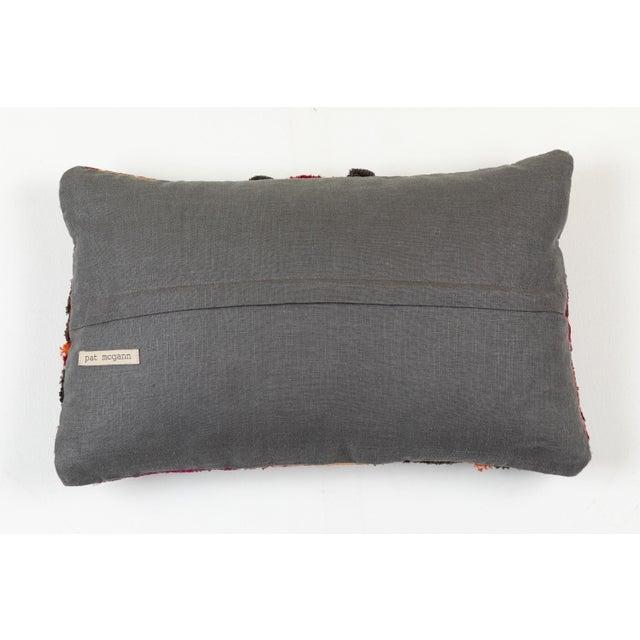 Afghani Pashtun Pillow For Sale - Image 4 of 5