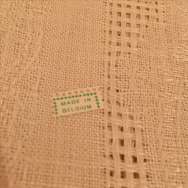 Belgian Linen Napkins - Set of 12 - Image 8 of 9