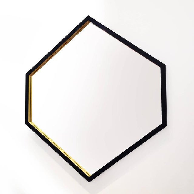 Hex Mirror x Alex Drew and NO ONE YEAR: 2018 MADE IN: Detroit + Ferndale, MI The Hex Mirror from Alex Drew and NO ONE...