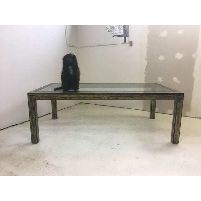 Mastercraft Dining Table by Bernhard Rohne For Sale In New York - Image 6 of 7