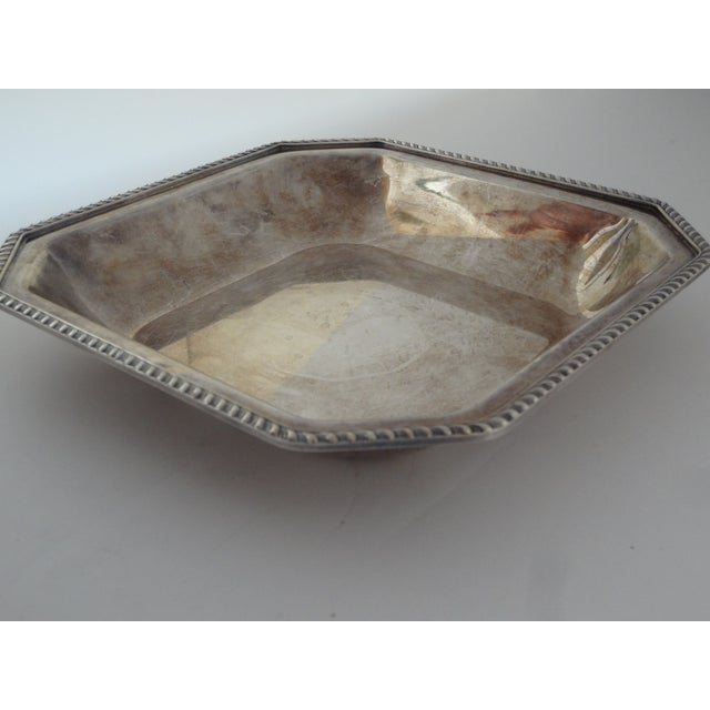 Sheffield Silver Plate Candy Dish - Image 5 of 5