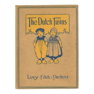 """1911 """"The Dutch Twins"""" Collectible Book For Sale"""