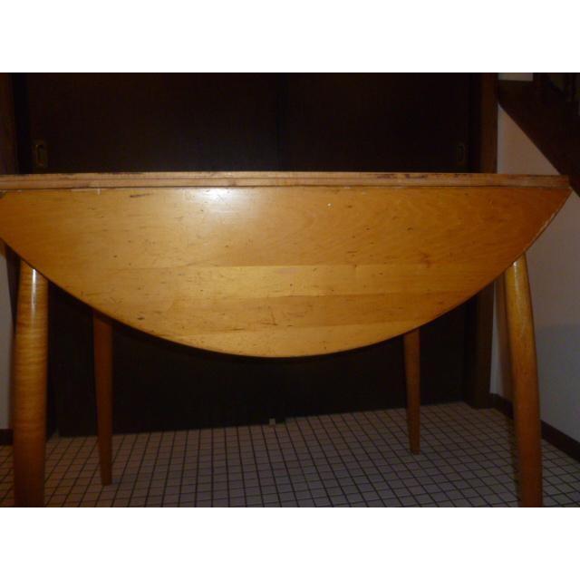 Paul McCobb Paul McCobb Maple Dining Table For Sale - Image 4 of 6