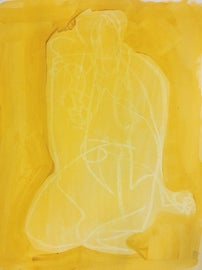 Image of Canary Yellow Drawings