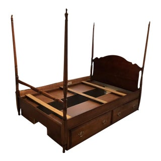 Stanley Furniture High Post Full Size Bed