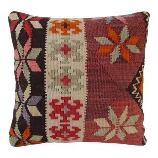 Vintage Turkish Anatolian Kilim Pillow