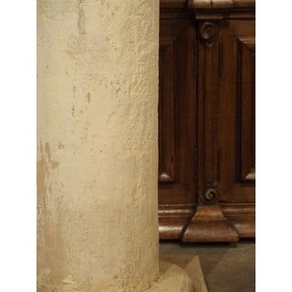 Antique Neo-Gothic Terra Cotta Pedestal From France, Circa 1890 Preview