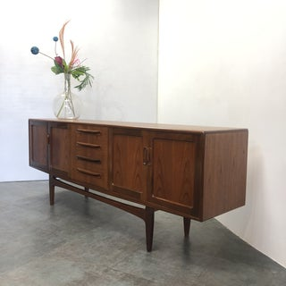 Teak Sideboard Credenza by Victor Wilkins for G Plan Preview