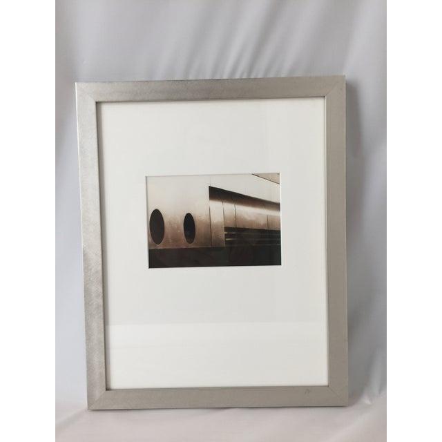 Modernist Framed Photograph For Sale - Image 5 of 8
