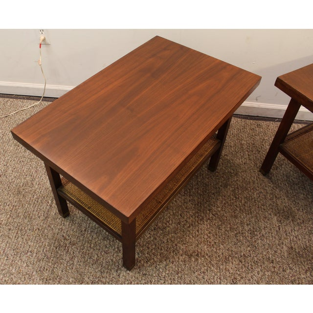 E. Paul Browning Mid-Century Side Tables - A Pair - Image 8 of 11