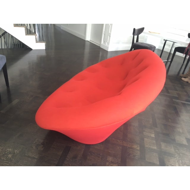 Red Ploum Sofa by R & E Bouroullec - Image 4 of 4