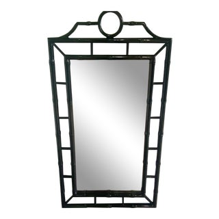 Contemporary Bungalow 5 Lacquered Pagoda Mirror For Sale