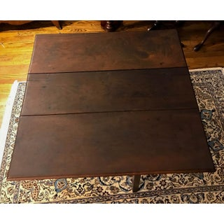 18th Century Chippendale Walnut Drop Leaf Table Preview